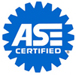 AUTOMOTIVE SERVICE EXCELLENCE - ASE CERTIFIED